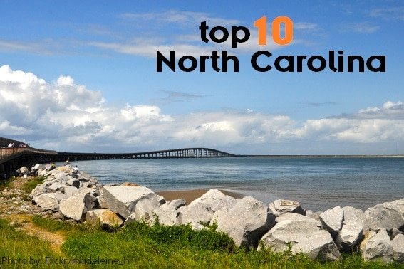 top 10 things for families to do in north carolina trekaroo