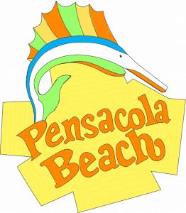 Pensacola Beach logo
