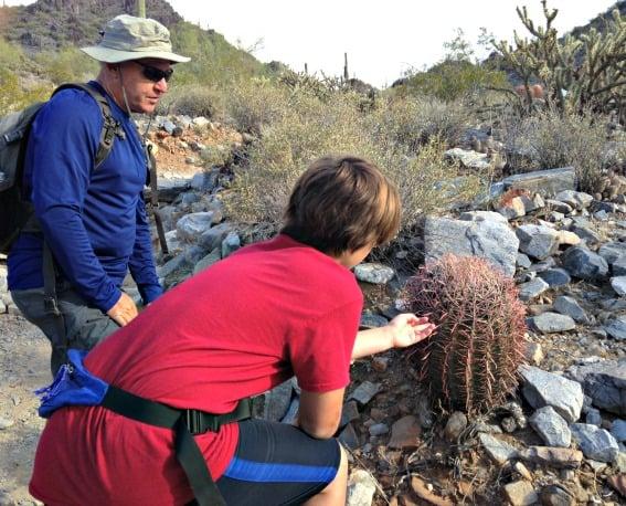 Phoenix Desert Hike
