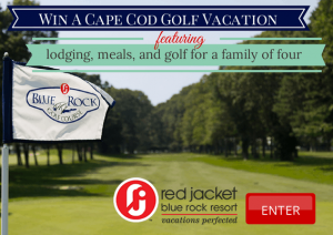 Cape Cod Family Vacation Package Golf Package Giveaway