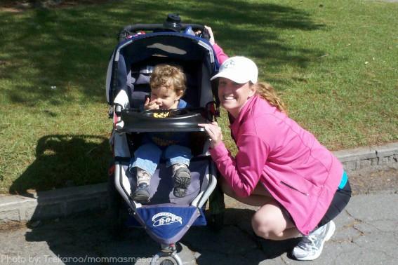 Family Fun Runs: Running Strollers