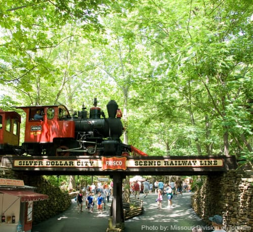 Silver Dollar City Scenic Rail