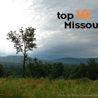 Top 10 Missouri