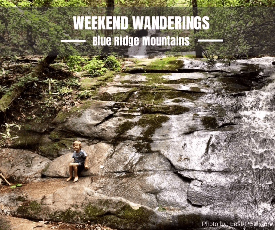 Weekend Wanderings: Family Fun in Blue Ridge, GA