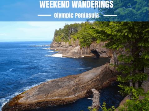 Weekend Wanderings: Exploring Washington's Upper Olympic Peninsula with Kids