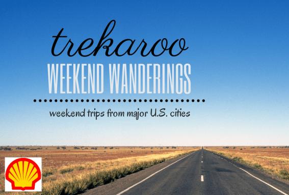 Weekend wanderings