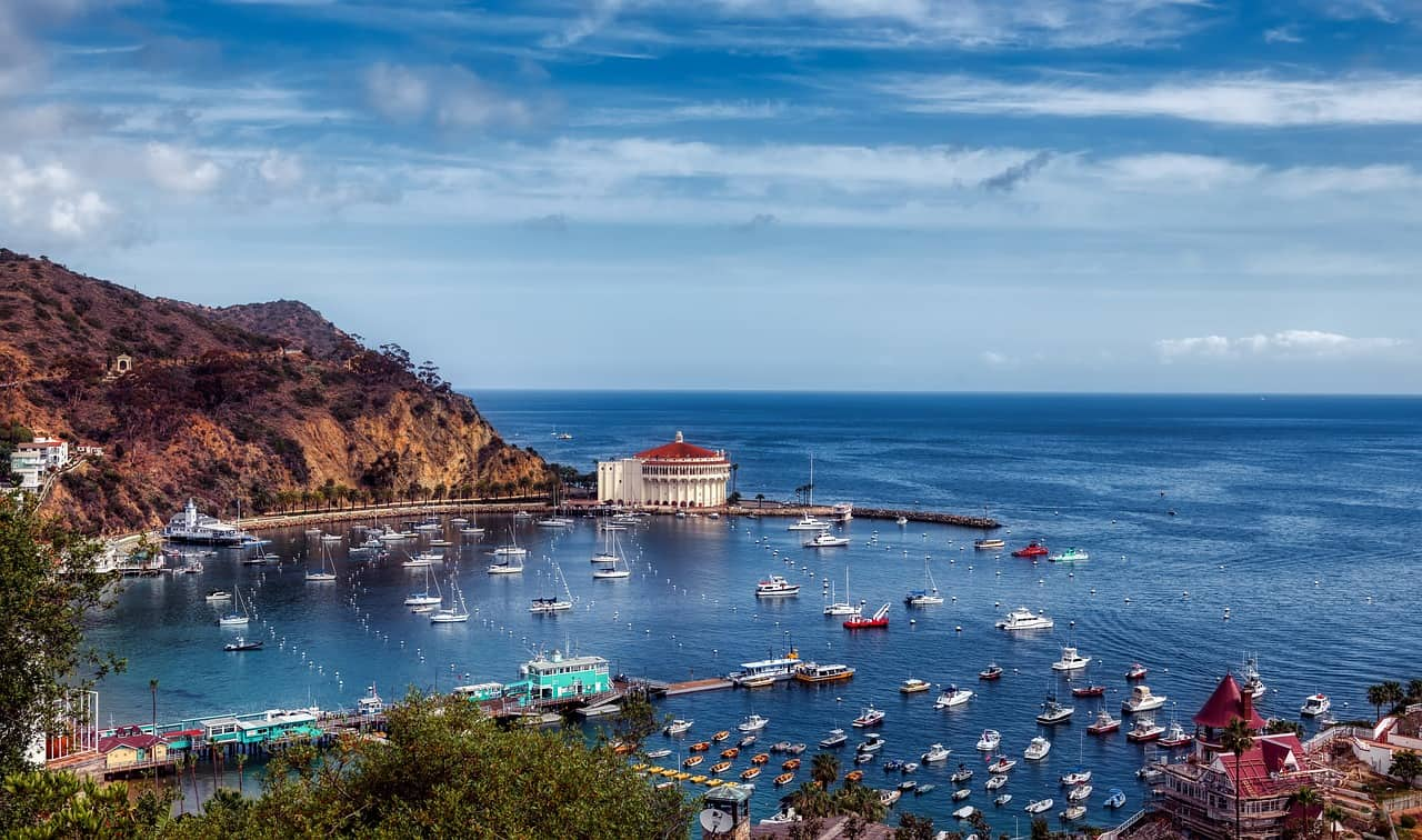 catalina island photo