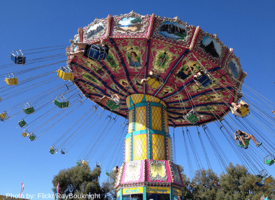 California State Fair in Sacramento