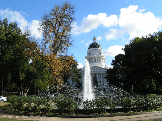 California-State-Capitol-Sacramento-Trekaroo-Family-Travel
