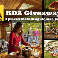 Win a KOA Family Camping Trip