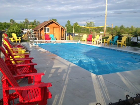 KOA Toronto North Pool