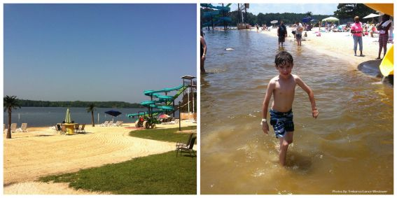 KOA waterpark MS