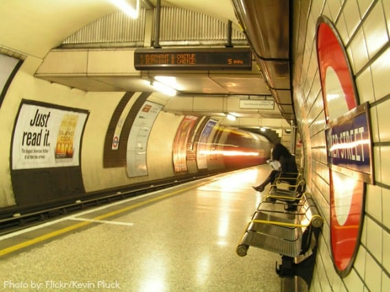 Visiting london on a budget? Take public transportation to save cash