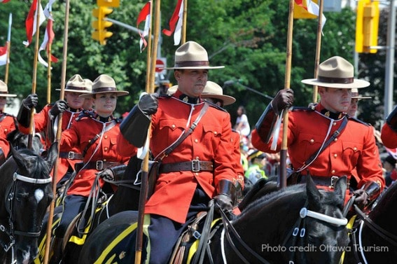 Top Ottawa Attractions for Families: See the Royal Canadian Mounted Guard