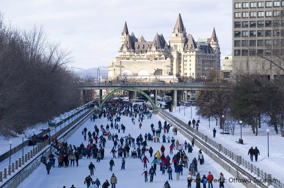 Top Ottawa Attractions for Families: Explore Rideau Canal
