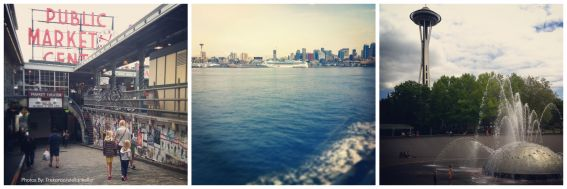 Seattle Day Trips WA