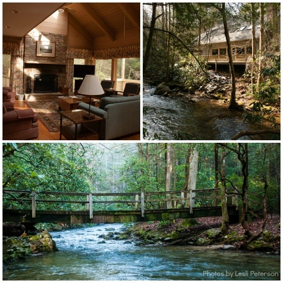 Smithgall Woods State Park Helen Georgia Luxury