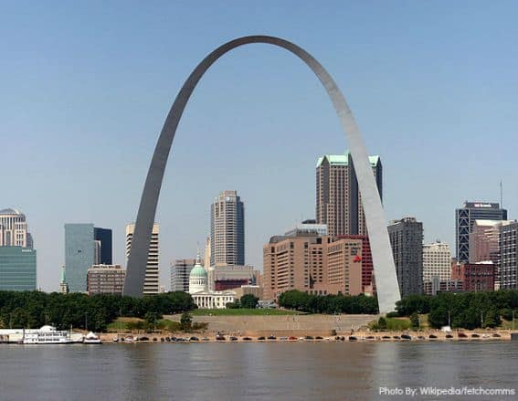 St. Louis, MO Arch