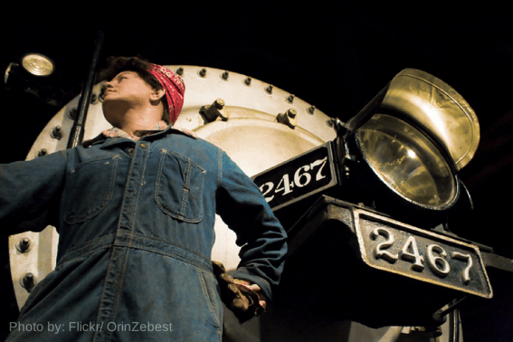 The California State Railroad Museum