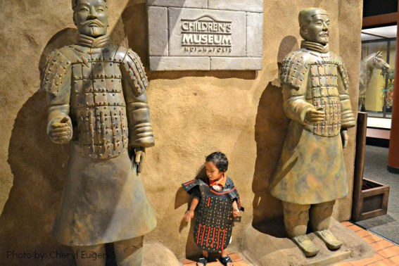 Children's Museum of Indianapolis - Terra Cotta Warriors