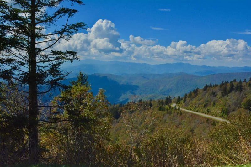 Places to Go in North Carolina with kids on a North Carolina Family Vacation Great Smoky Mountains National Park