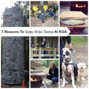camp KOA Title