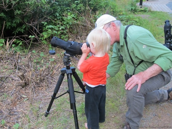 kids wildlife spotting scope