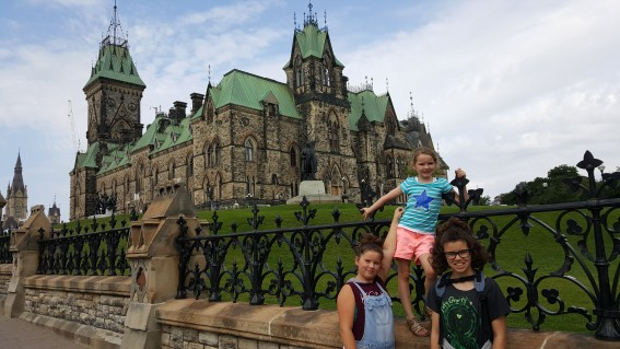 Top Ottawa Attractions for Families: Visit Parliament Hill