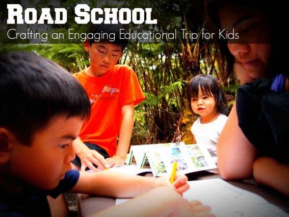 Road School: Crafting an Educational Trip