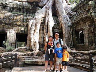 Educational Travel - Ta Phrom Cambodia