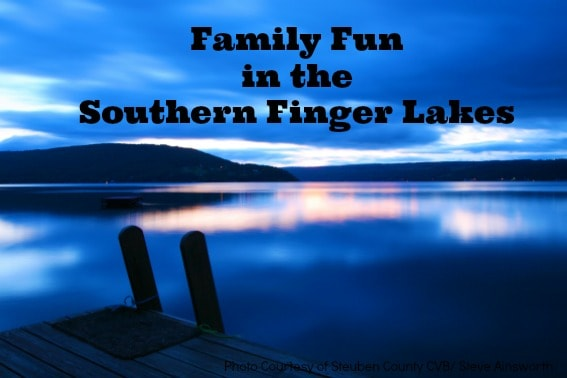 southern finger lakes