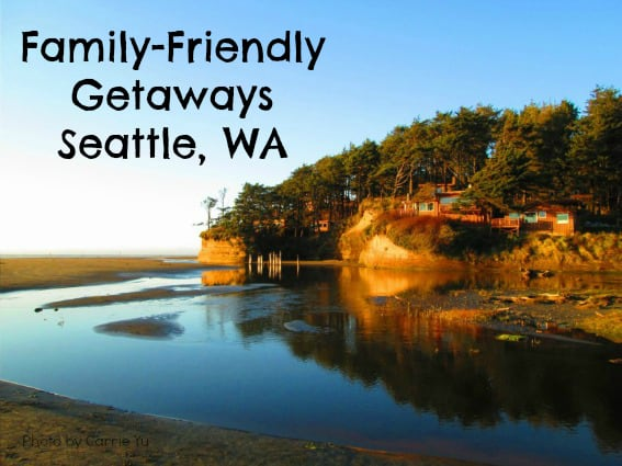 Getaways from Seattle, WA