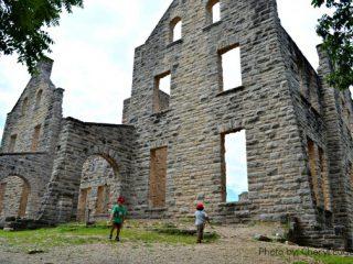 Lake of the Ozarks - Ha Ha Tonka State Park - Castle Ruins