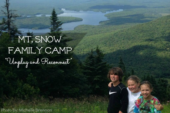 Mt Snow Family Camp