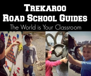 Trekaroo Road School Guides: Educational Trips for Kids
