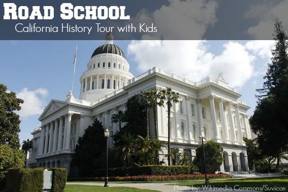 Road School California History Tour