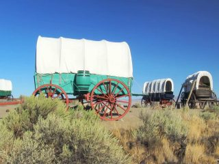 Road School Fields Trips: Pioneer history california, nevada, oregon