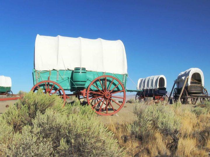 Road School: Pioneering History in California, Nevada, and Oregon