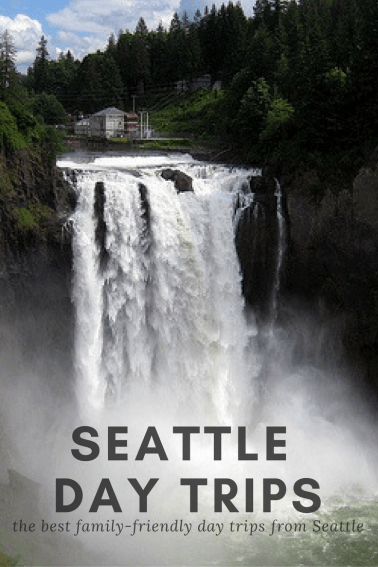 SEATTLE DAY TRIPS including Snoqualmie Falls