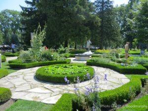 Stratford Ontario gardens