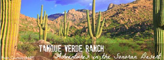 Tanque Verde Ranch Adventures in Saguaro National Park