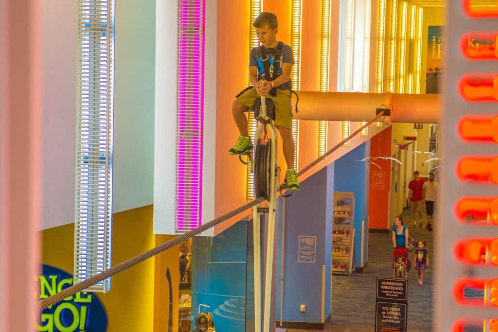 Best Things to Do in Columbus Ohio with Kids COSI
