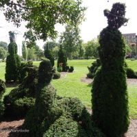 Topiary Park Columbus Ohio