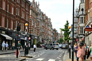 Vacation Rental Marylebone Neighborhood