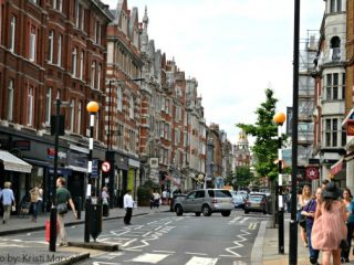 Vacation Rental Marylebone Neighborhood