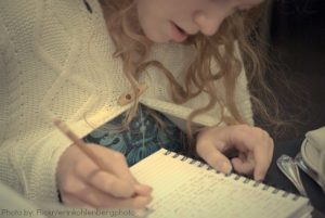 Writing in the Journal Photo by:Flickr/erinkohlenbergphoto