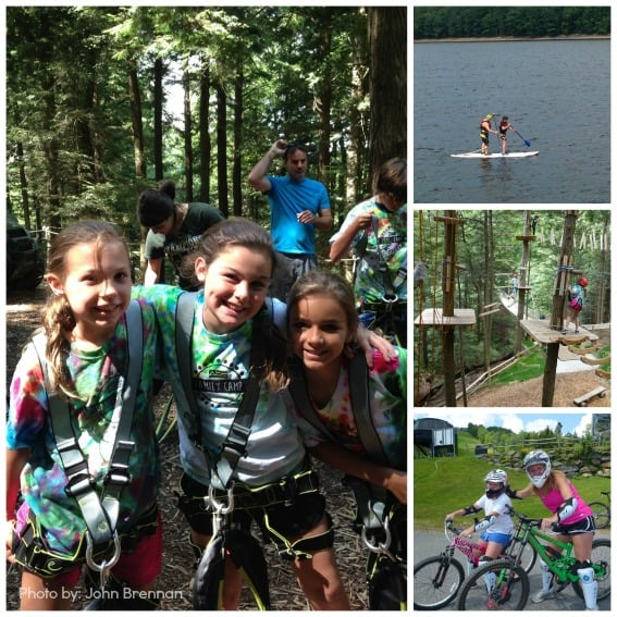Mount Snow Family Camp Excursion