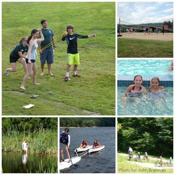 Kids Fun Mount Snow Family Camp