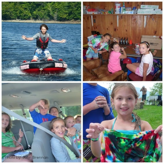 Kids Fun Family CAmp