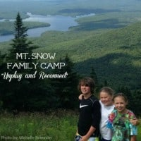mt. snow family camp